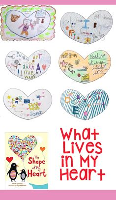 Heart Art Projects for Kids Now is the time to start planning for Valentine's Day art projects. I am going to share with you a few heart art projects I have taught in my school. First is the Map of My Heart. Valentines Day Activities, Valentines Art Lessons, Valentines Art For Kids, Holiday Activities, Kindergarten Art Projects, Art Lessons Elementary, Heart Art, Heart Kids, Preschool Art