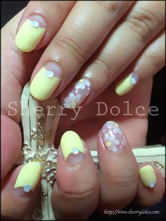 #nail #nails #nailart #unha #unhas #unhasdecoradas #floral