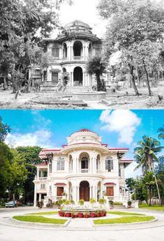 Filipino Architecture, Philippine Architecture, Philippines Culture, Manila Philippines, Filipino Interior Design, Iloilo City, Philippine Houses, Heritage Museum, Mansions Homes