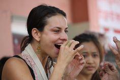 https://flic.kr/p/UQPtf4 | Ashtanga Yoga Rishikesh India | Sutra Net in Tattvaa Yogashala