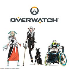 Make it a thing! Character Concept, Character Art, Concept Art, Character Design, Character Reference, Character Ideas, Overwatch Memes, Overwatch Fan Art, Overwatch Hero Concepts