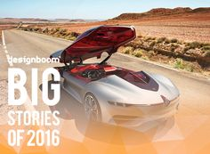 continuing our annual review of the TOP stories of 2016, we look back at the 10 vehicle concepts which grabbed our attention over the past 12 months.