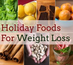 Why gain weight this Holiday season?Chose wisely and save the regrets!