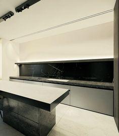 Glenn Sestig Architects | Apartement VD | Paris 2013