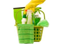 Every thing you need for a cleaning kit