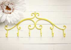 Multi Hook Hanger / Scarf Hanger / Jewelry Rack / by WillowsGrace