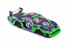 Slot Cars, Sideways Porsche 935/78 HC01, 'Psychedelic' colours   See more at: http://manicslots.blogspot.com.au/2013/11/news-sideways-porsche-93578.html#sthash.Sy0gmkQY.dpuf