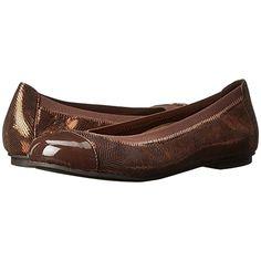(バイオニック) VIONIC レディース シューズ・靴 フラット Allora Ballet Flat 並行輸入品  新品【取り寄せ商品のため、お届けまでに2週間前後かかります。】 表示サイズ表はすべて【参考サイズ】です。ご不明点はお問合せ下さい。 カラー:Bronze Lizard