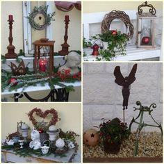 Wohnen Und Garten Weihnachten winter tischchen wohnen und garten foto gartendeko