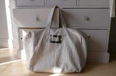 Un grand sac pour partir en week-end ...