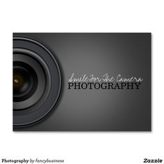 I shoot people professional photographer business cards business black business card reheart Gallery