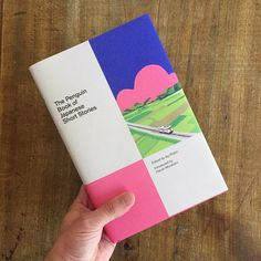 🇯🇵 'The Penguin Book of Japanese Short Stories' is a major new antholo. - 🇯🇵 'The Penguin Book of Japanese Short Stories' is a major new antholo… 🇯🇵 'T - Book Design Layout, Print Layout, Book Cover Design, Graphic Design Posters, Graphic Design Inspiration, Magazine Design, Minimalist Book, Print Design, Web Design