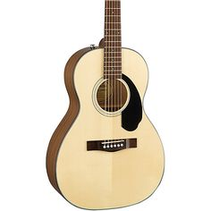 Fender Classic Design Series CP 60S Parlor Acoustic Guitar