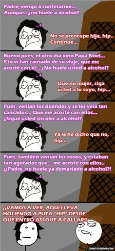 ¿No huele usted alcohol por aquí?        Gracias a http://www.cuantocabron.com/   Si quieres leer la noticia completa visita: http://www.estoy-aburrido.com/no-huele-usted-alcohol-por-aqui/