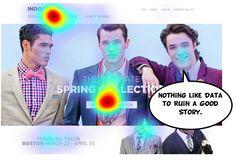 EyeQuant: Sekundenschnelles Eye-Tracking für eure Webprojekte