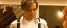 Leonardo DiCaprio Titanic [GIF]