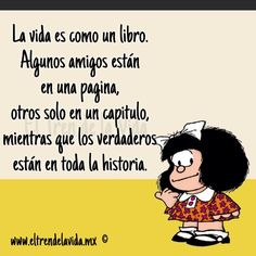 Mafalda #quotes for a new life