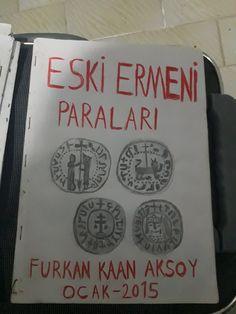 Ermeni sikkeleri kataloğu...  Bu eserde Kilikya-Ermeni krallığına ait altın, gümüş ve bronz sikkeler resimleri ile anlatılır.