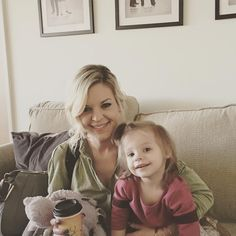Kirsten Storms and Harper Rose Barash