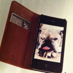 iPhone wallet, the code wallet shophex.com