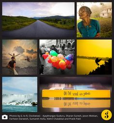 A glimpse of the myriad picture you can explore on galleri5, and the beautiful photographs that are waiting to be uploaded by you!