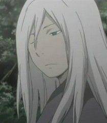 Nui from the anime, Mushishi.