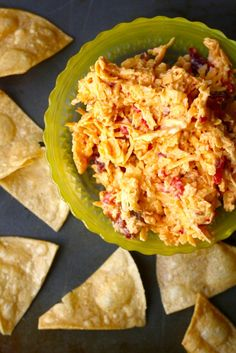 Easy Chipotle Cheese Dip