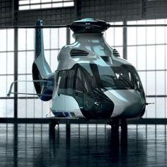 H160, o helicóptero perfeito para as cidades grandes