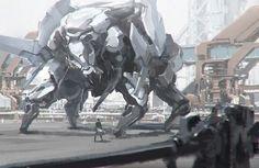 Mass Effect概念设定