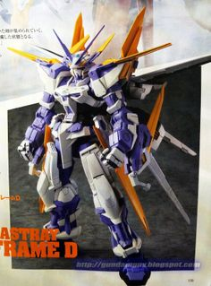 GUNDAM GUY: Gundam Seed Destiny Astray R / B - Mobile Suits Revealed Info [Updated 3/29/14]
