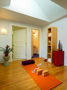 Zen Yoga Room Design Ideas, Pictures, Remodel, And Decor   Page 3