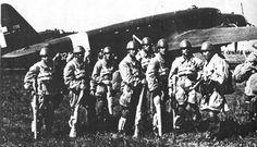 "Paracadutisti""Folgore"" WW2, pin by Paolo Marzioli"