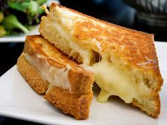 16 Great Grilled Cheese Sandwiches in #NYC