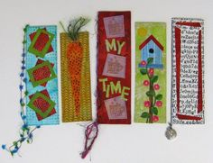 DIY bookmarks