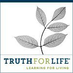 Alistair Begg and Truth For Life ministries.  Love him.....my favorite teacher...listen once to his word and you'll always be thirsty....