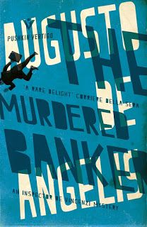 See all my book reviews at JetBlackDragonfly.blogspot.ca : The Murdered Banker by Augusto De Angelis