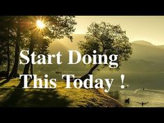 Start Doing This Today Music Licensing, Positive Mindset, Positivity, Movie Posters, Film Poster, Billboard, Film Posters, Optimism