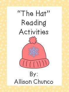 The Hat By Jan Brett Printables jan brett on pinterest jan brett, the ...