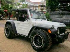 Baby Beast: Lj 80 with rubicon fender Taft Kebo, Suzuki Japan, Mini Jeep, Offroader, Suzuki Jimny, Nissan Patrol, Daihatsu, Jeep 4x4, Pickup Trucks