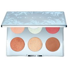 Apres Ski Glow Face Palette Becca Sephora Becca Cosmetics Beauty Products Gifts Lip Colors