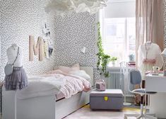 Make their bedroom a place they want to hang out in with these happening ideas