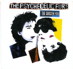 The Psychedelic Furs 45 RPM Cover https://www.facebook.com/FromTheWaybackMachine