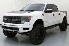 13 Ford Raptor SVT Roush Phase 2 4 Inch Fabtech Lift 20 Inch Fuel Wheels                                                                                                                                                                                 More