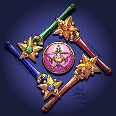 Cetros...Sailor Moon