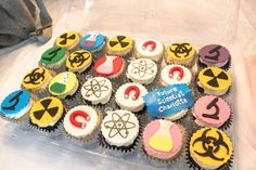 a science themed birthday party! theme A science themed birthday party for kids! All the details! Cupcake Birthday Cake, Themed Birthday Cakes, Themed Cupcakes, Birthday Party Themes, Spy Party, Carnival Birthday, Frozen Birthday, 10th Birthday, Party Games