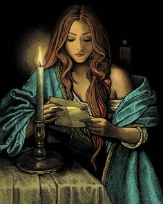 Character Portraits, Character Art, Alayne Stone, Artist Sketchbook, Cute Patterns Wallpaper, Sansa Stark, Hippie Art, Medieval Fantasy, Pretty Art