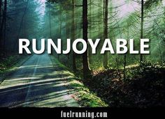 Runjoyable