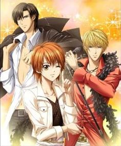 Skip Beat! Epic...epic story!! So much drama, hilarity and awesome!