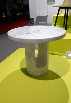 Salone del Mobile 2013: U-Turn table by Mikko Laakkonen for Covo