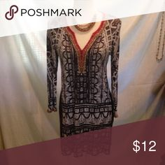 Size M Long sleeve top In like new condition! Very soft and comfortable NIC + ZOE Tops